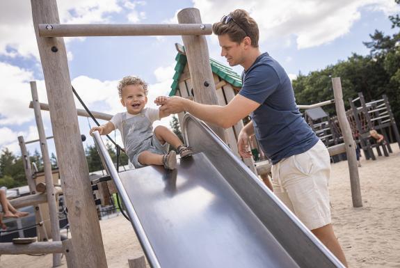 Het Familiepark In Noord Brabant Bospark T Wolfsven